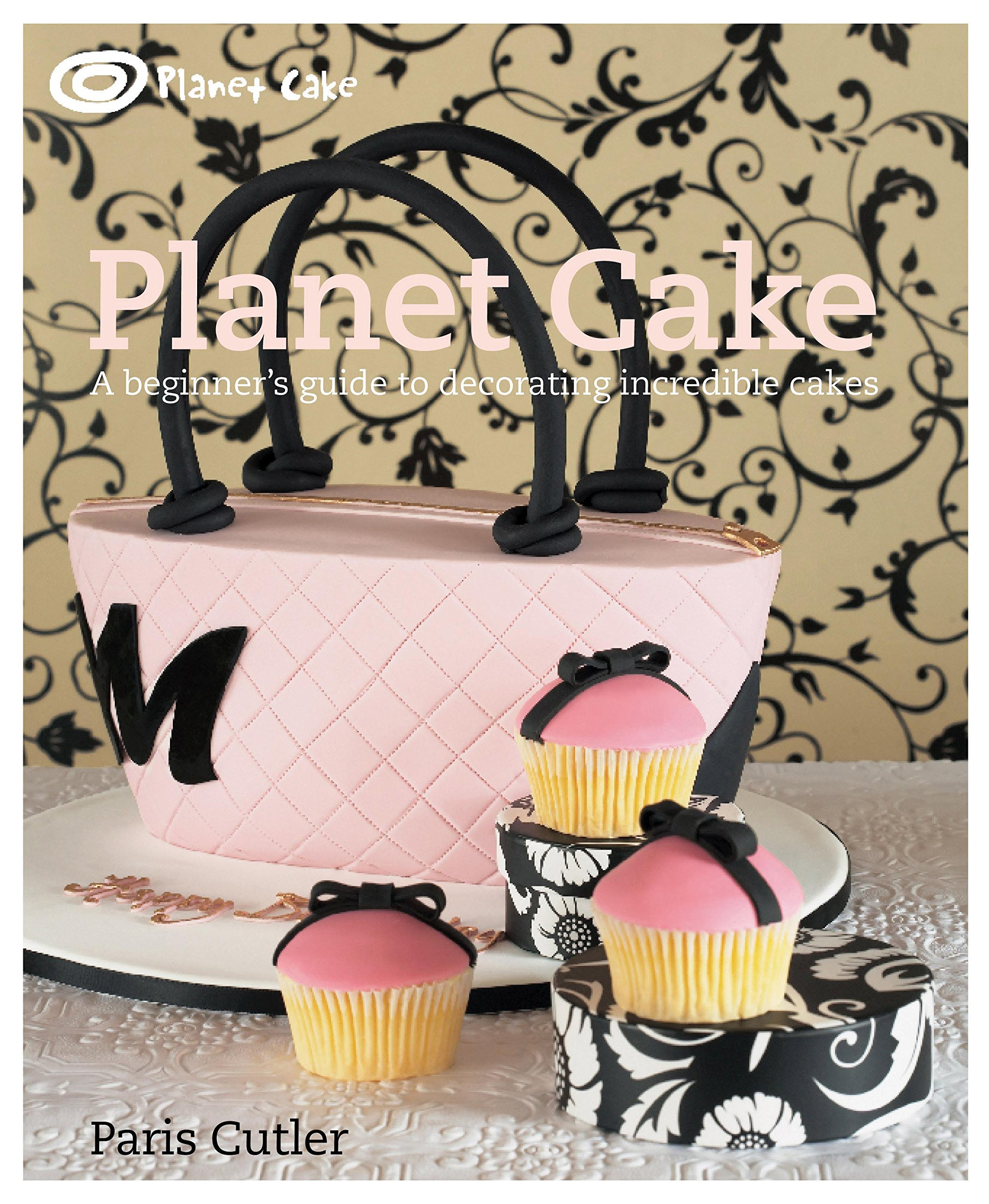 Planet Cake Book