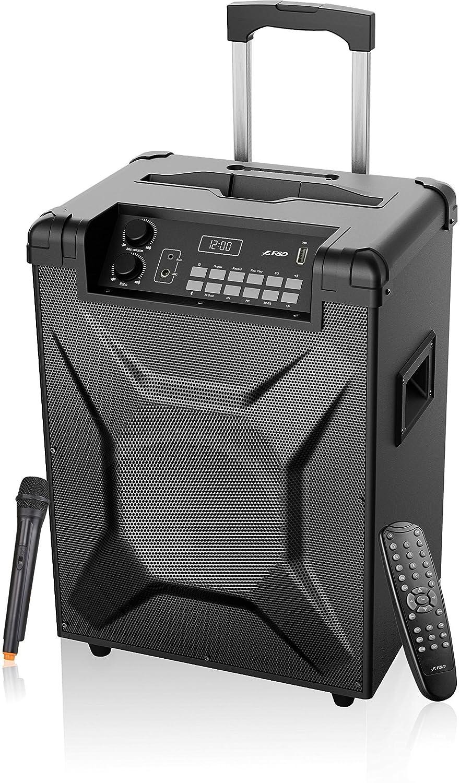 F&D T2 Trolley Speaker With Bluetooth (Black)