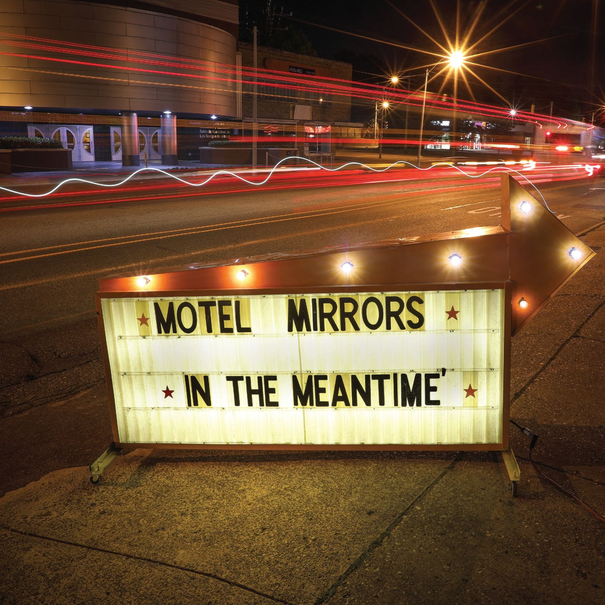 Vinilo : Motel Mirrors - In The Meantime (LP Vinyl)