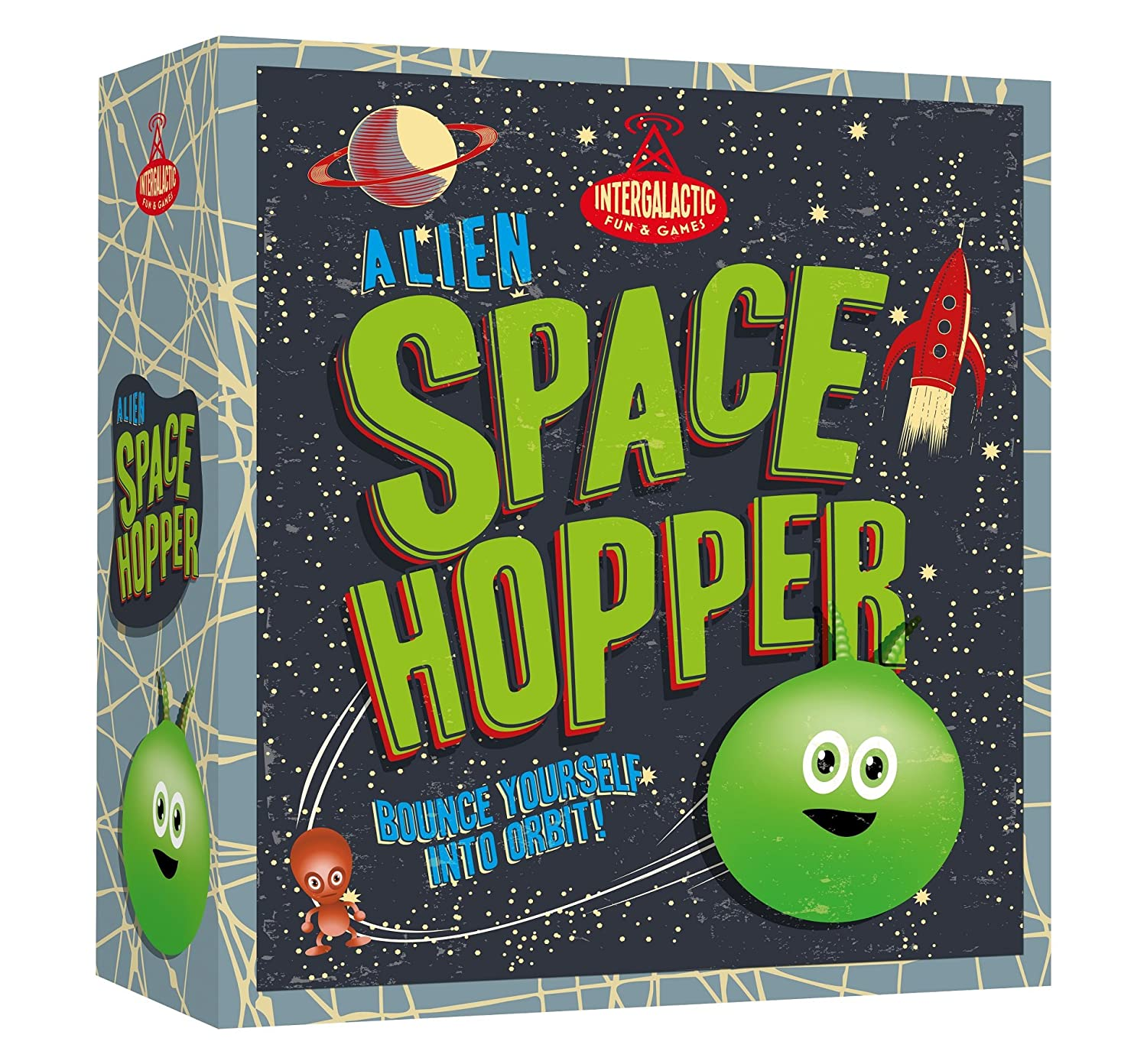 Professor Puzzle IG1693 Space Hopper
