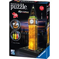 Ravensburger Big Ben Night Edition 3D Puzzle (216 Piece)