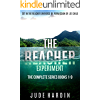 The Reacher Experiment: The Complete Series Books 1-9