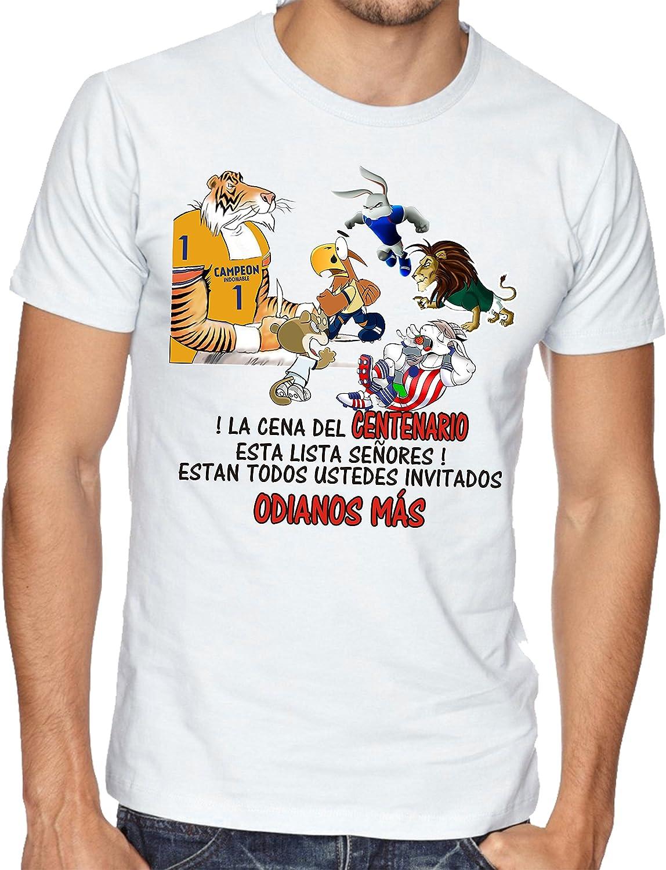 Camiseta con Texto en inglés America Centenario Funny Chivas ...