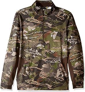 45b62f577f Amazon.com   Under Armour Men s MicroThread Fleece Hoodie   Sports ...