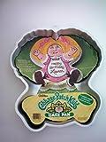 Amazon Com Wilton Cake Pan Cabbage Patch Kids Baby Doll
