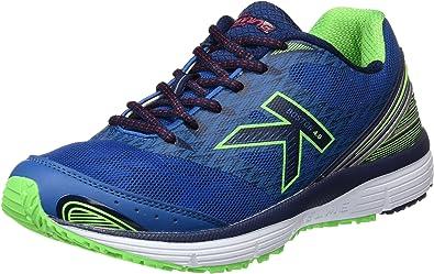Kelme Boston Kush 4.0, Zapatillas para Hombre, Azul (Indigo/Marino), 39 EU: Amazon.es: Zapatos y complementos