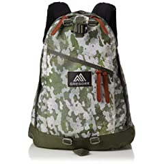 Gregory Day Pack: Tree Bark Camo