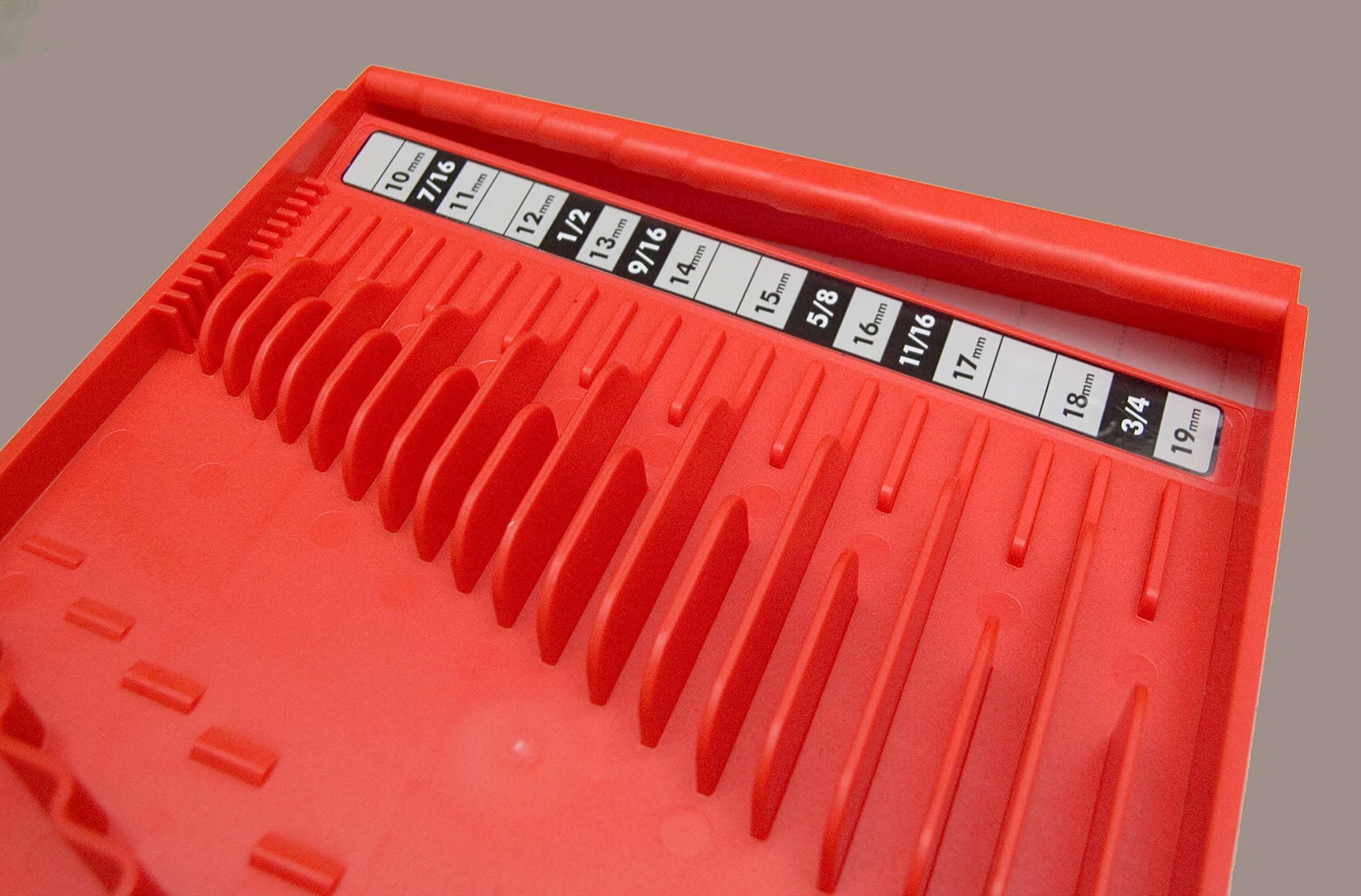 Tool Sorter Wrench Organizer - Red by Tool Sorter (Image #7)