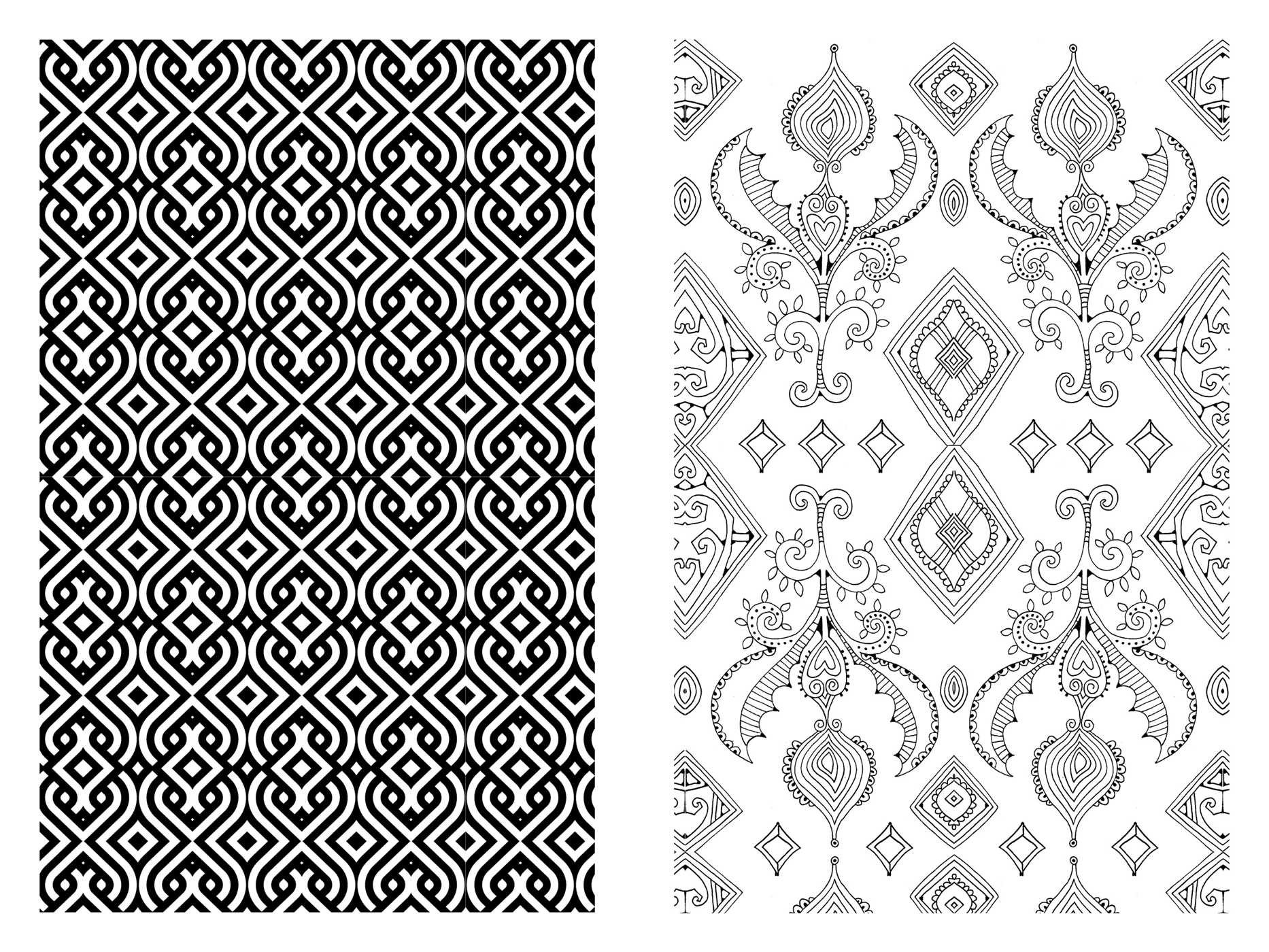 Buy Pocket Posh Adult Coloring Book Vintage Designs For Fun Relaxation Books Online At Low Prices In India