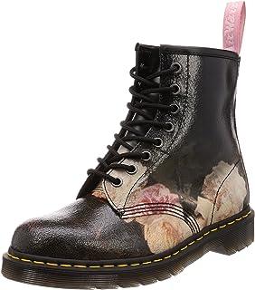 6053dcc9271 Dr.Martens Unisex 1460 Pascal Cristal Suede Boots: Amazon.co.uk ...