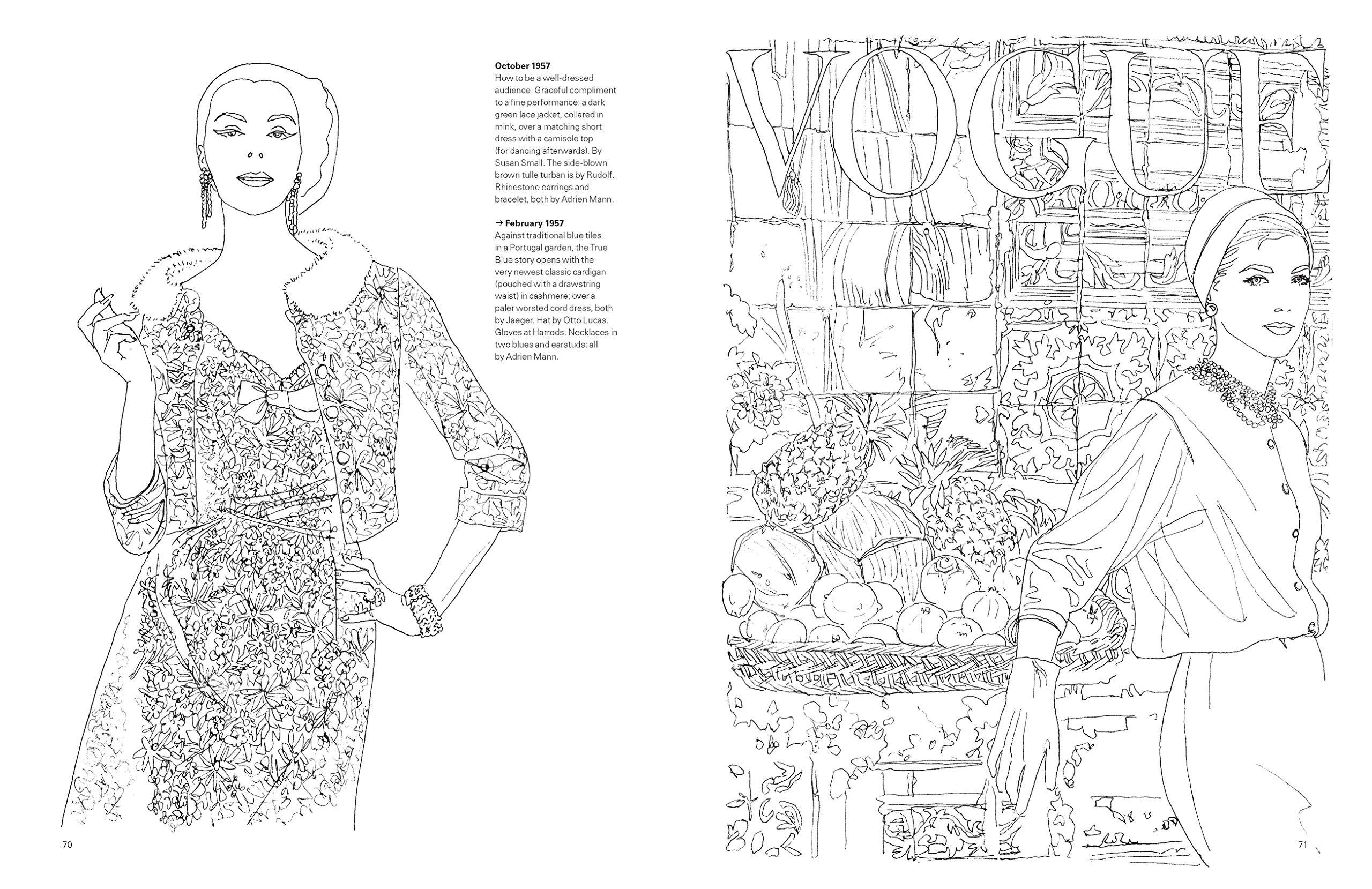 Vogue Colouring Book: Amazon.es: Webb, Iain: Libros en idiomas extranjeros