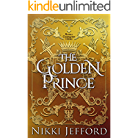 The Golden Prince (Royal Conquest Saga Book 5) book cover