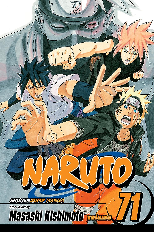 Naruto, Vol. 71: I Love You Guys (Naruto Graphic Novel ...