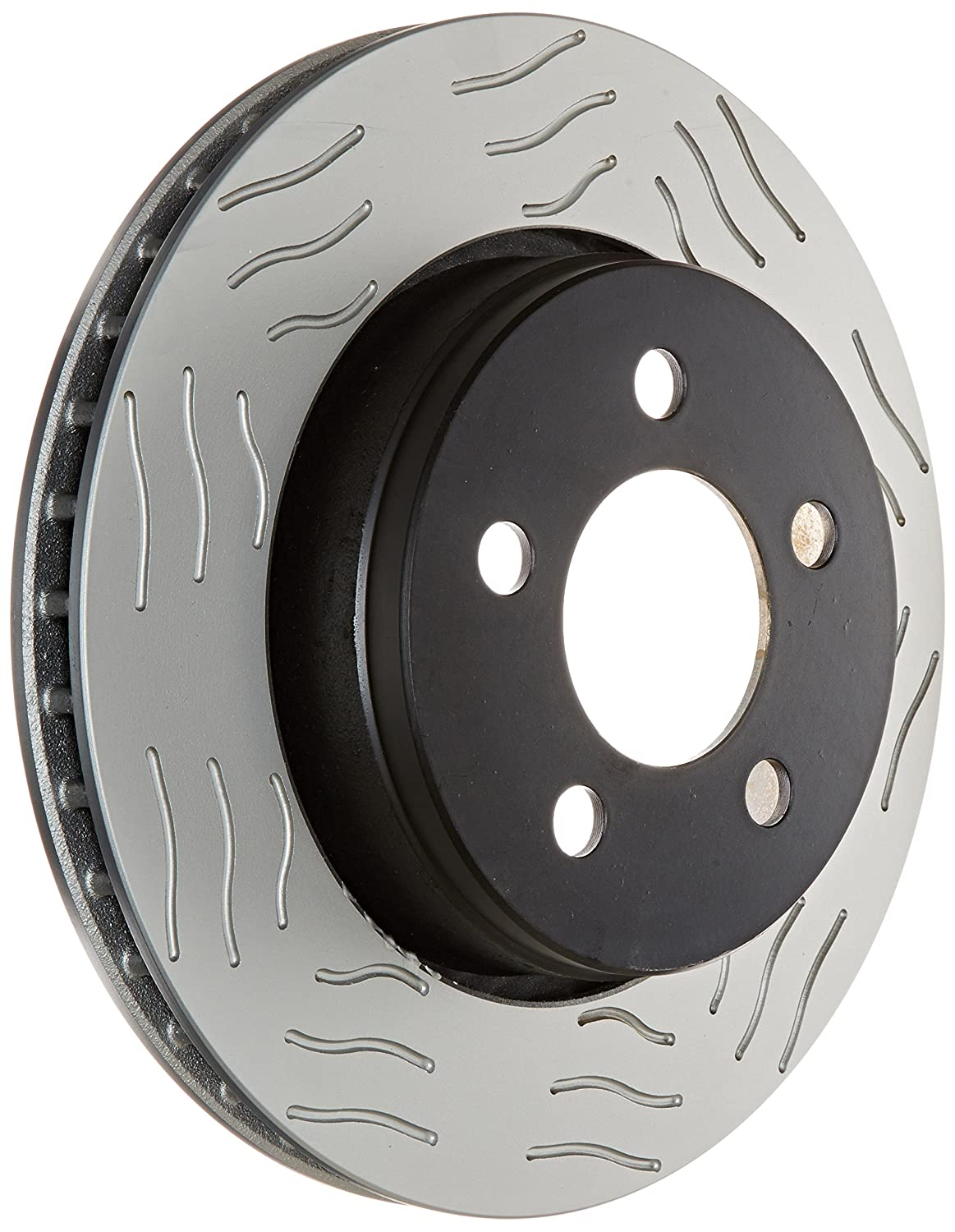 ACDelco 18A2469SD Specialty Performance Front Disc Brake Rotor Assembly for Severe Duty