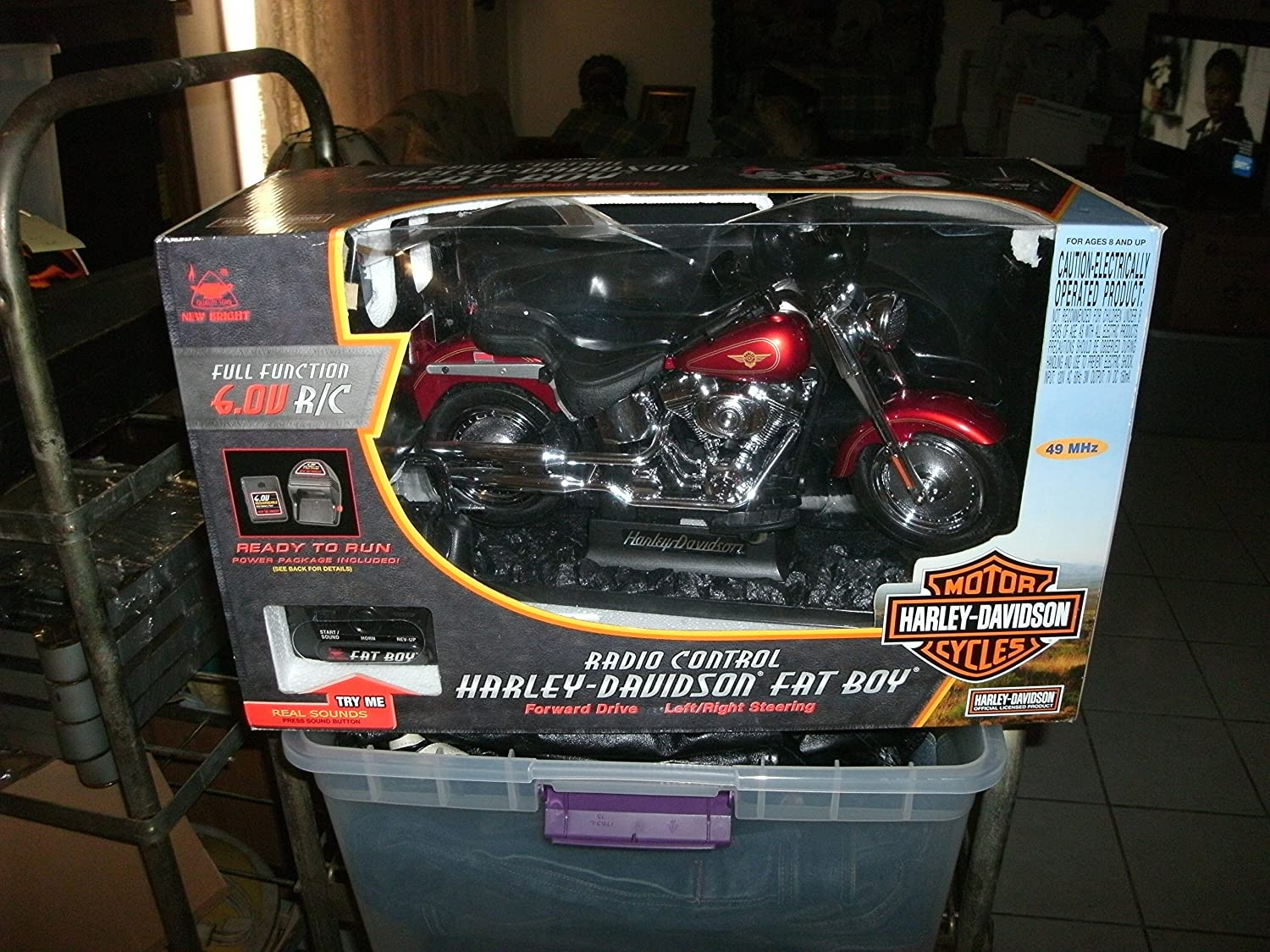 Top 10 Best Remote Control Motorcycles (2020 Reviews & Buying Guide) 1