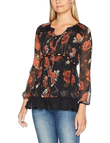 Joe Browns All I Want Autumnal Blouse, Blusa para Mujer