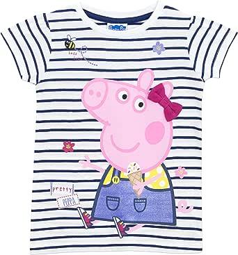 Peppa Pig - Camiseta para niñas