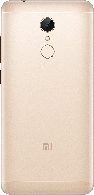 Redmi 5 (Gold, 3GB RAM, 32GB Storage)