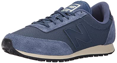 016264df2c8bd New Balance Unisex Adults' U410 Clásico & Lifestyle Low-Top Sneakers, Blue,