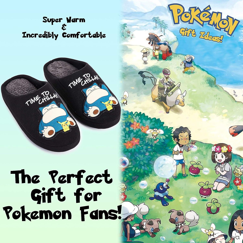 Pokemon Carton CHAUSSON - PANTOUFLE chaussons chaud chaussures ...