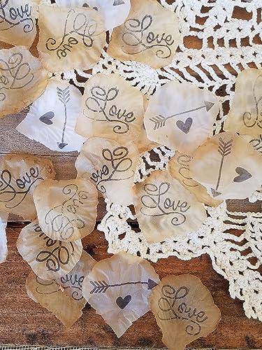 Amazoncom Wedding Bohemian Romantic Aisle Or Table Scatter Diy
