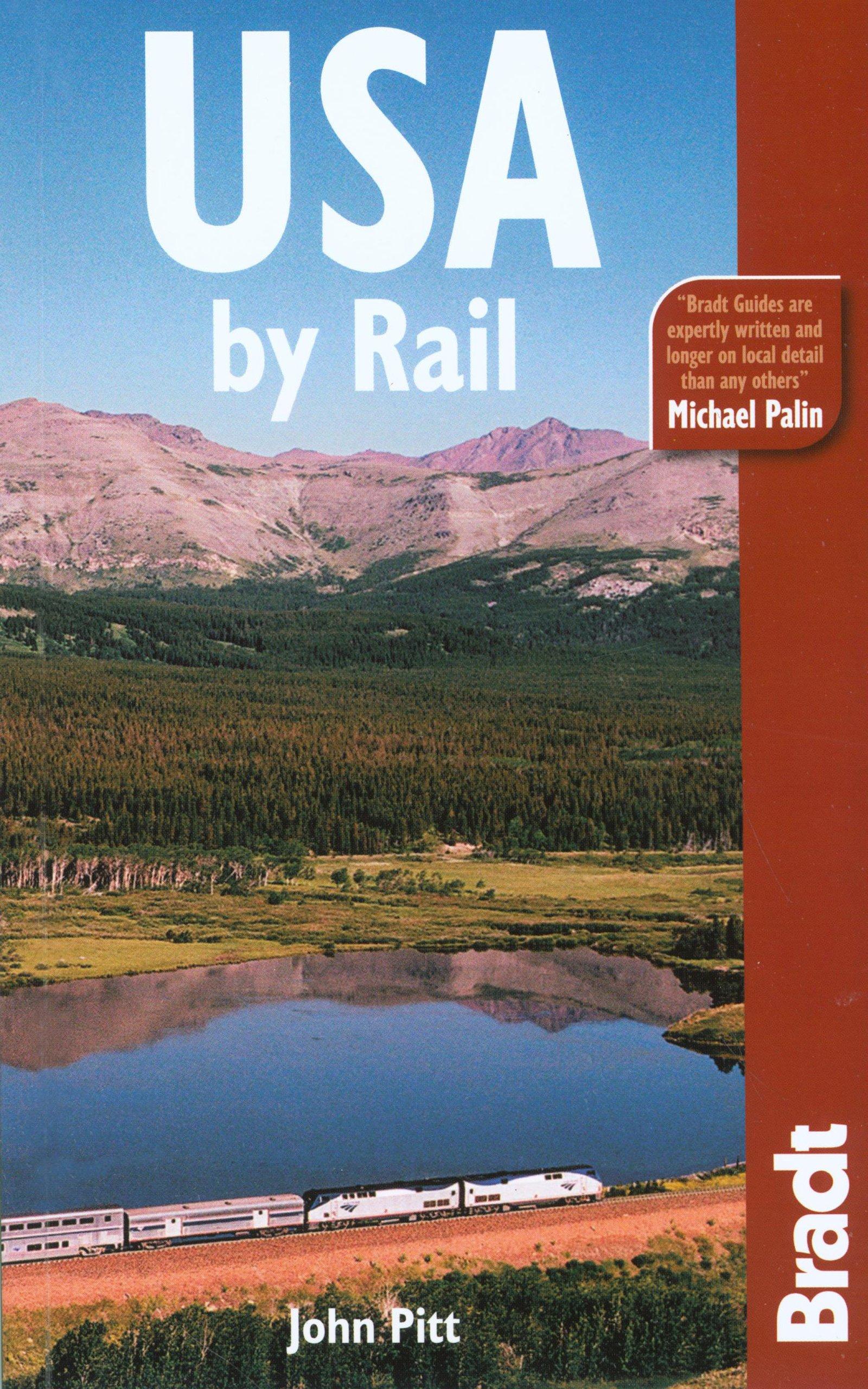 Read Online USA by Rail 7th (Bradt Rail Guides) pdf