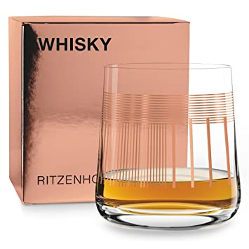 Ritzenhoff Next Whisky Whiskyglas Whiskybecher Alessandro Gottardo Kristallglas