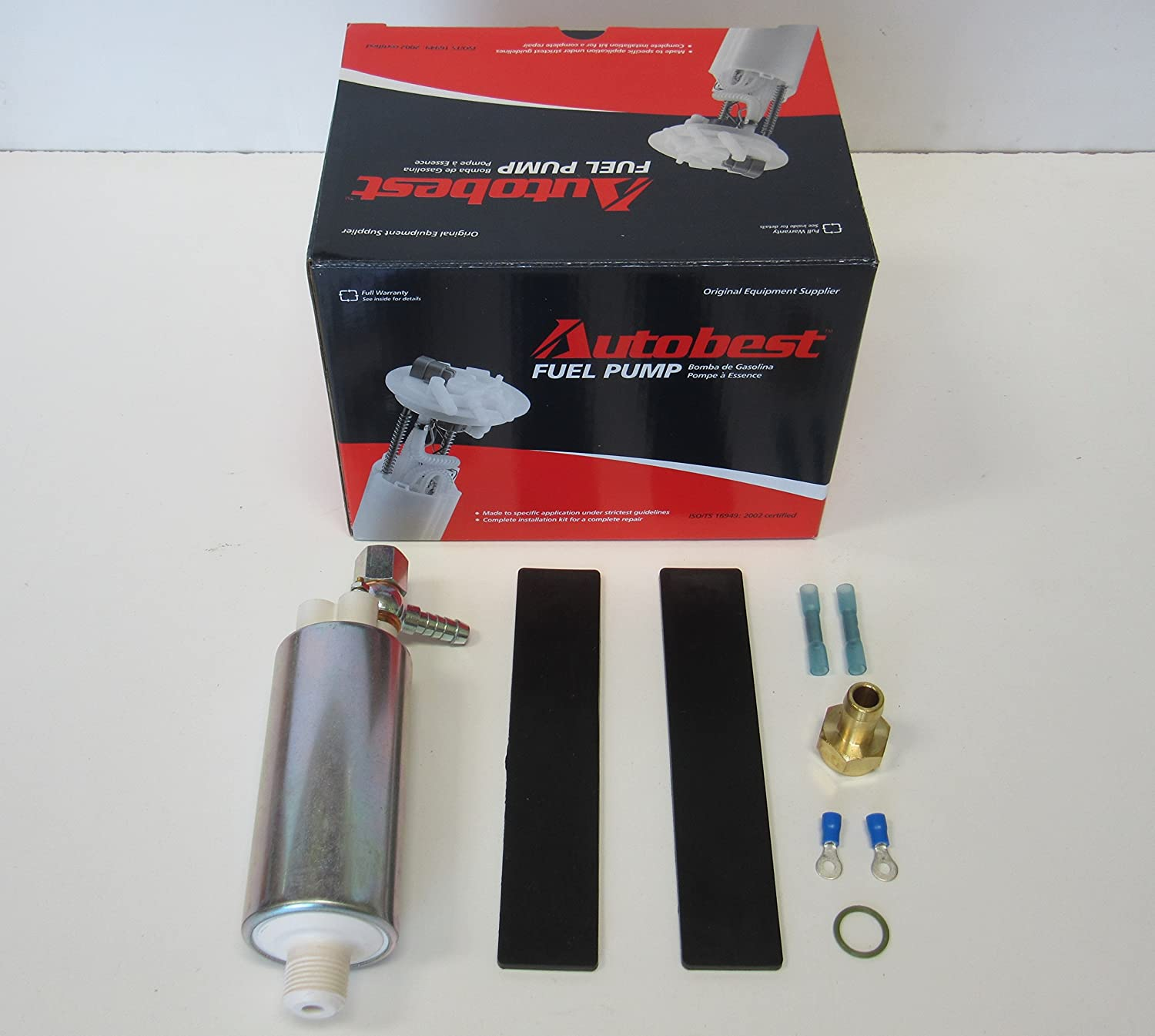 Autobest F4323 Externally Mounted Electric Fuel Pump