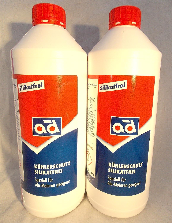 ad Kü hler Frostschutz 2x 1, 5 Liter 40619132