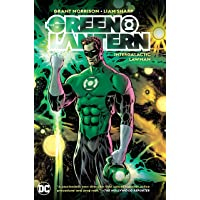 The Green Lantern Vol. 1 Intergalactic Lawman