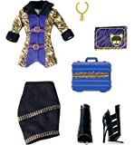 Monster High - W2552 - Habillage Monster High - Club Clawdeen Wolf