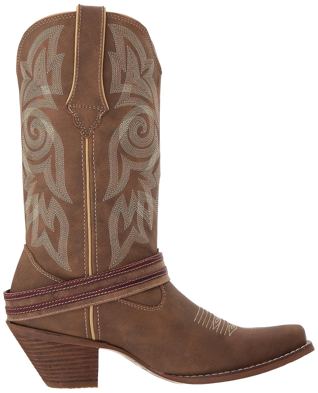 Durango Women's DRD0208 Western Boot B01N13C6JJ 6.5 B(M) US|Brown Khaki