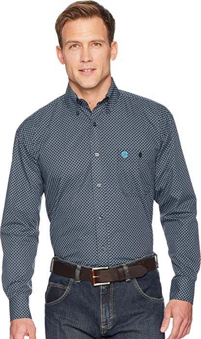 Wrangler Mens George Strait Collection One Pocket Winter Shirt SB046