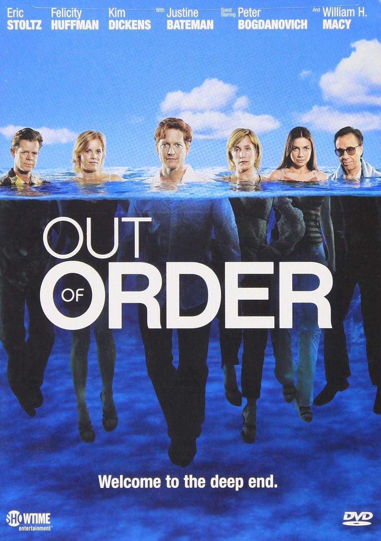 Amazon com: Out of Order: Eric Stoltz, Felicity Huffman, Kim