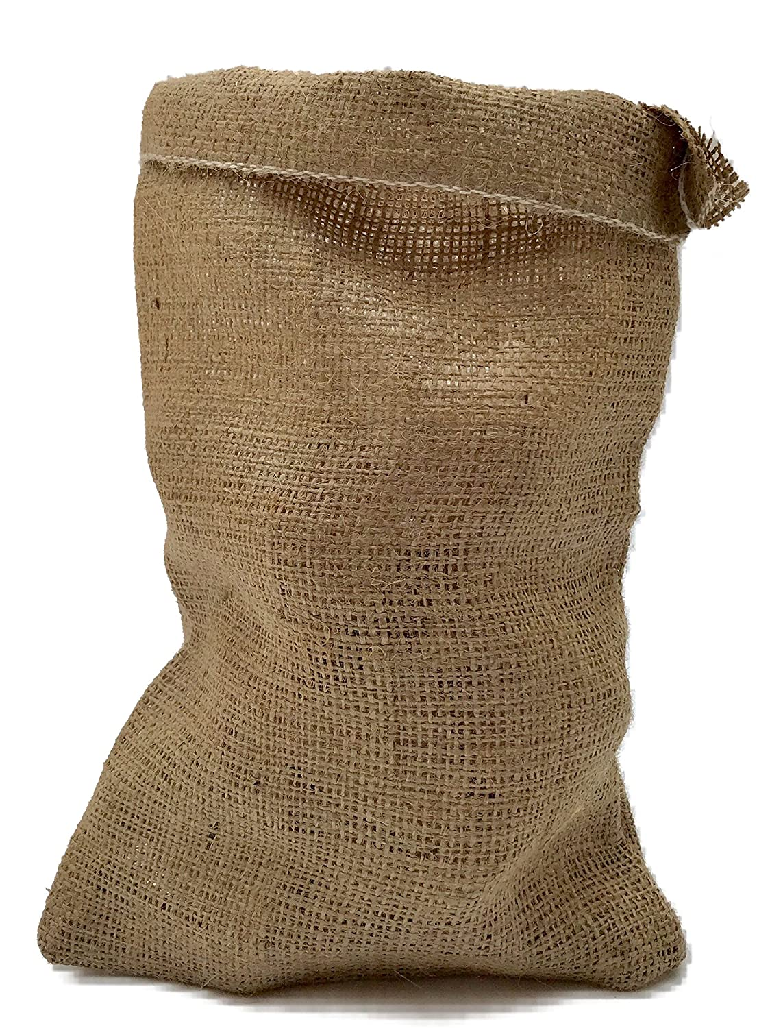 Nutley's 14 x 20 cm Small Hessian Garlic Sacks (Pack of 15) Nutley's