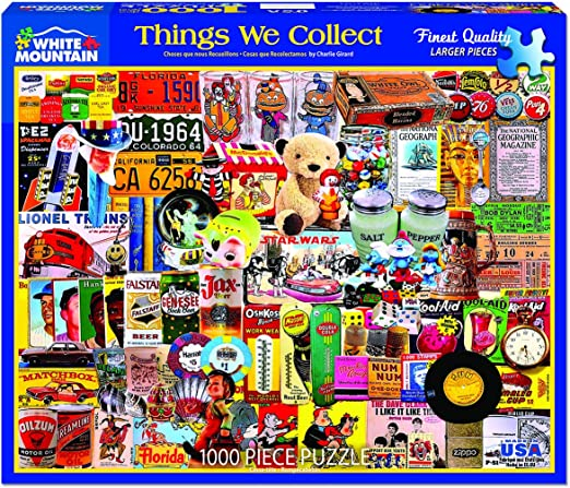 Colorado Beers 1000 Piece Jigsaw Puzzle Multi-Color