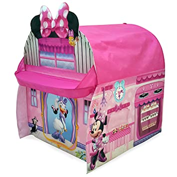 Playhut Disney Minnie Kitchen Play Tent  sc 1 st  Amazon.com & Amazon.com: Playhut Disney Minnie Kitchen Play Tent: Toys u0026 Games