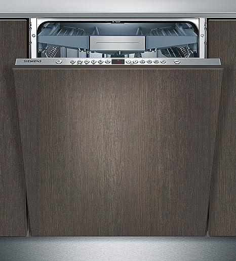 Siemens - lavastoviglie a incasso a scomparsa totale SN76N195EU da ...