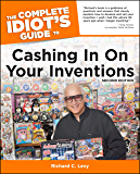 CIG Cash In On Inventions, 2E (Idiot's Guides)