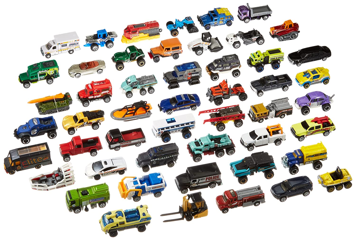 Amazon.com: Matchbox Diecast 50 Car Pack (1:64 Scale): Toys & Games