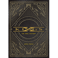 King's X: The Oral History book cover