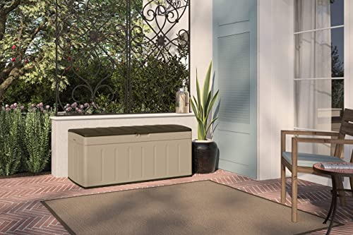 Suncast 99-Gallon Large Deck Box