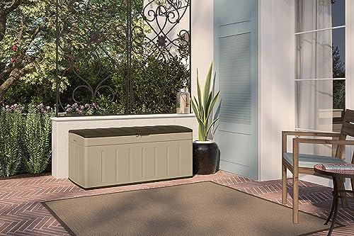 Suncast 99-Gallon Large Deck Box
