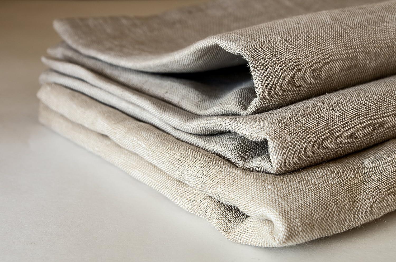 Amazon Com 100 Flax Linen Towel Gray High Absorption Linen Bath
