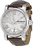 Montblanc Men's 102342 Star 4810 Silver Dial Watch