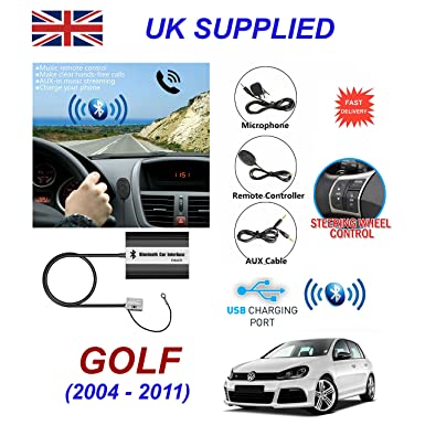 cablesnthings VW GOLF/GTI / R32 Series (2004-2011) Bluetooth