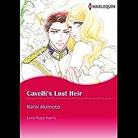 Cavelli's Lost Heir: Harlequin comics (English Edition)