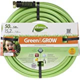"""Element Green&GROW lead free garden hose, 50 ft with 5/8"""" diameter - drinking water safe"""