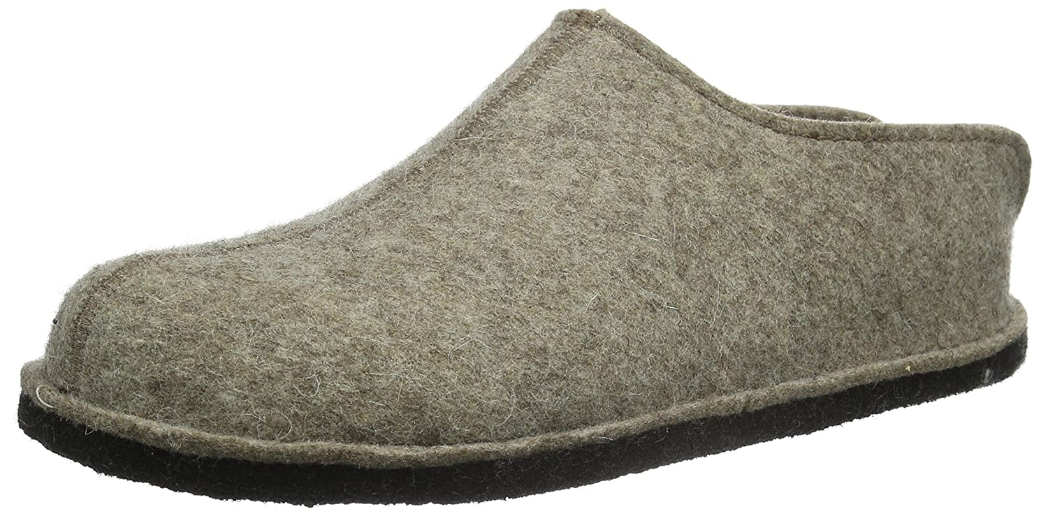 Haflinger Mixte Smily, Chaussons Mixte Adulte - Marron - Braun B078HH9QLN (Torf 550) 3bfd89d - deadsea.space