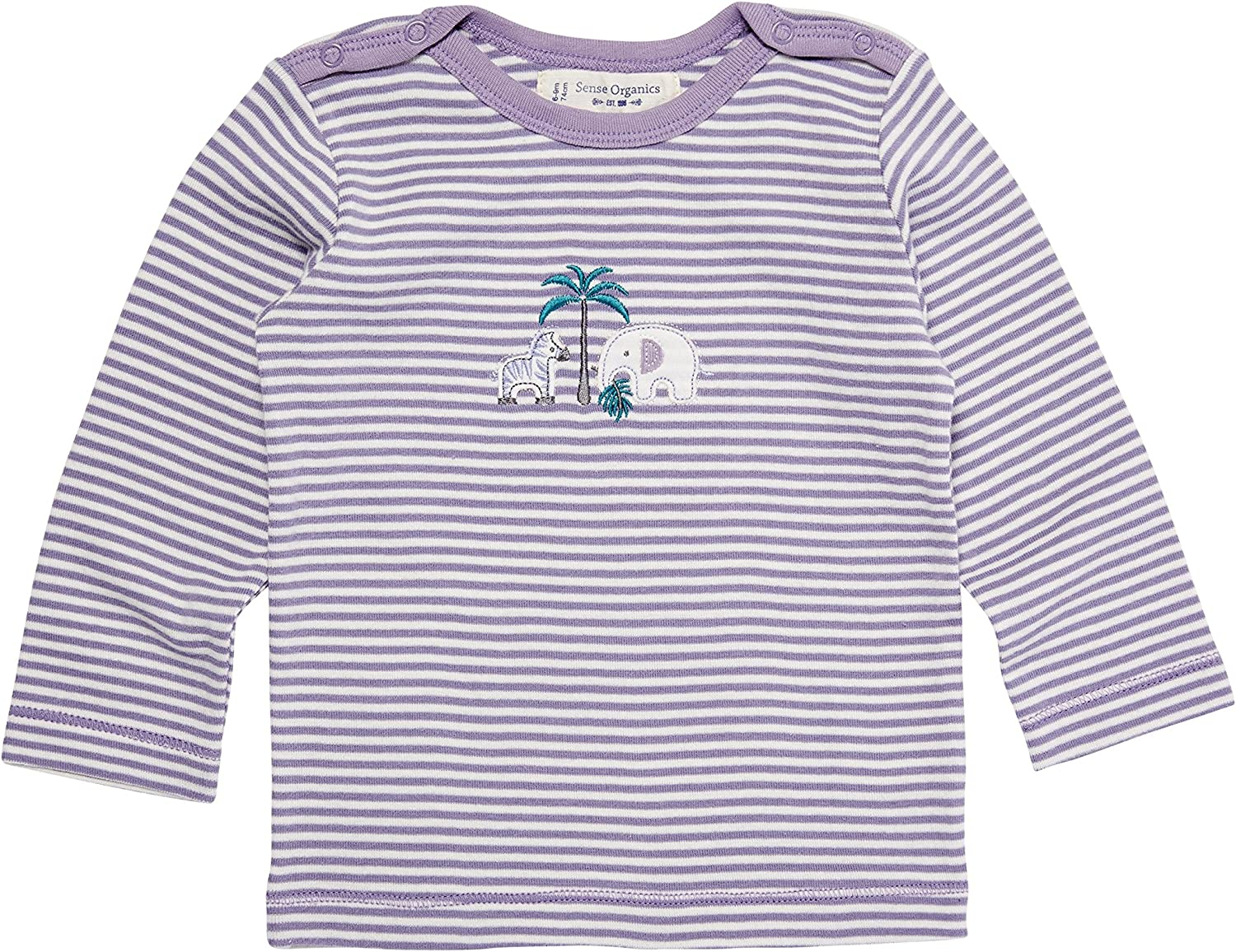 Ecoable Baby Essentials Long Sleeved Top Organic Cotton